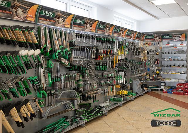narzędzia Torro